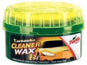 Turtle Wax 14 Oz Carnauba Car Wax Paste  T5A