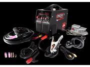 Longevity 880366 Tigweld 200D 200 Amp Tig/Stick Welder Dual Voltage 110V 220V