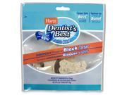 Hartz 01004 6 Oz Rawhide Munchy Dentists Best With DentaShield