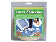 Incom Manufacturing RE20758 3/4-in x 20 Gray Butyl Caulking Tape