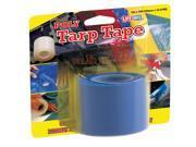Incom Manufacturing RE6453 2-in X 35 Blue Polyethylene Tarp repair Tape