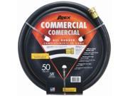 Apex 8650-50 5/8-inch x 50-ft Commercial Series Rubber Hose