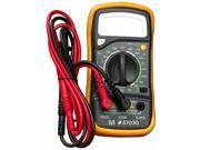Morris Products MP57030 Digital Multimeter with Rubber Holster