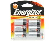 Energizer EL123BP6ENE 3V General Purpose Battery