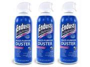 ENDUST NOZ11384KIT 3 Pack Electronics Duster 10 Oz