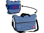 Logo 806293034285 Chicago Cubs Expandable Tote Chevron Team Color