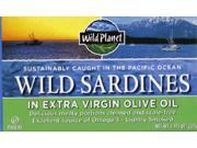Wild Planet Sardines 4.375oz Pack of 12