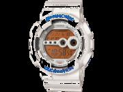 Casio GD100SC-7 Men's G-Shock Digital White Resin Dive Watch
