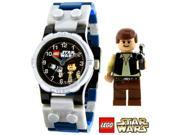 Lego Mini Classic Star Wars Black Dial Youth Watch #9002946