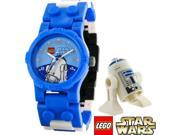 Lego Mini Classic Star Wars Blue Dial Youth Watch #9002915