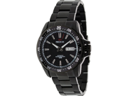 Swiss Precimax PX12093 Propel Automatic Men's Black Dial Stainless Steel Automatic Watch
