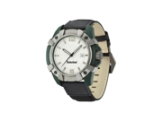 Timberland Men's Chocorua 13326JPGNU/13 Black Nylon Quartz Watch with Grey Dial