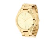 Michael Kors MK3179 Runway Champagne Dial Women's Watch