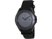Timex Men's Expedition T49933 Black Nylon Analog Quartz Watch with Black Dial