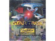 Star Trek Edition Skybox Masters Series Trading Cards Box