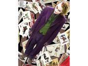 The Dark Knight Joker with Cards Wall Graffix