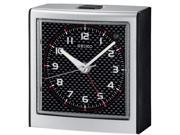 Seiko Clocks Bedside Alarm clock #QHE040SLH