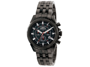 Invicta 7168 Men's Signature Speedway Air Legend Black Ion Plated Stainless Stee