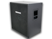 Seismic Audio - 4x10 Bass Guitar Speaker Cabinet - Four 10 Inch Speakers