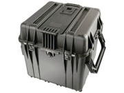 "PELICAN 0340-000-110 Black 0340 18"" Cube Case with Foam"