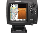 Humminbird 597ci HD DI Combo Fishfinder 597ci HD DI Combo - Down Imaging Combo