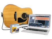 Alesis Acoustic Link Guitar Recording Pack w/ Cubase Le Software