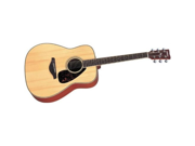 Yamaha FG720S Folk Acoustic Guitar, Natural