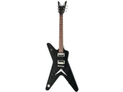 Dean ML X Left Handed Bolt On Classic Guitar Black