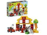 LEGO Duplo 6138 My First Fire Station Case