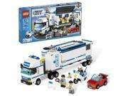 LEGO City 7288 Mobile Police Unit Case