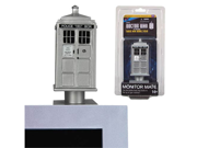 Doctor Who 50th Anniversary TARDIS Monitor Mate Bobble Head