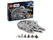 LEGO Star Wars 7965 Millennium Falcon Case