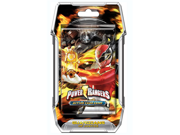 Power Rangers Guardians of Justice Action Card Game Display