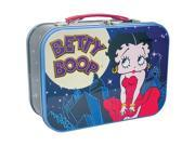 Betty Boop City Lights Betty Tin Tote