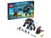 LEGO LEGENDS OF CHIMA Gorzan's Gorilla Striker 70008