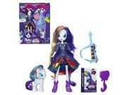 My Little Pony Equestria Girls Doll with Pony Rarity