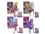 My Little Pony Equestria Girls Dolls Wave 3