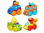 Sesame Street Wheel Pals Vehicles Wave 1