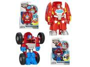 Transformers Rescue Bots Rescan Heatwave and Bumblebee Set