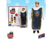 The Big Bang Theory Leonard Knight 8-Inch Figure -Con. Excl.