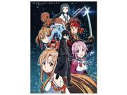 Sword Art Online Group Photo Wall Scroll