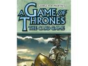 A Game of Thrones Card Game: Kings of the Storm