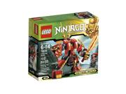 LEGO: Ninjago: Kai's Fire Mech
