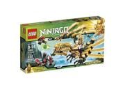 LEGO: Ninjago: The Golden Dragon