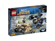 LEGO: Super Heroes: The Bat vs. Bane: Tumbler Chase