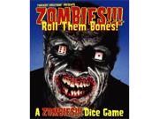 Zombies!!! Roll Them Bones