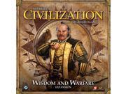 Sid Meier's Civilization: Wisdom and Warfare