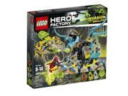 LEGO: Hero Factory: Queen Beast vs. Furno Evo and Stormer
