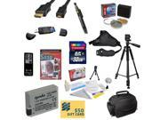 47th Street Photo Must Have Accessory Kit for the Canon Rebel T2i, T3i, T4i, T5i, 650D, 700D, Kiss X5 Kiss X4, KissX6i, Kiss X7i, EOS 550D, 600D - Kit Includes: 32GB High-Speed SDHC Card + Card Reader