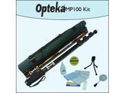 "Opteka MP100 67"" Pro Photo / Video Monopod with Opteka Mini Tripod and More!"